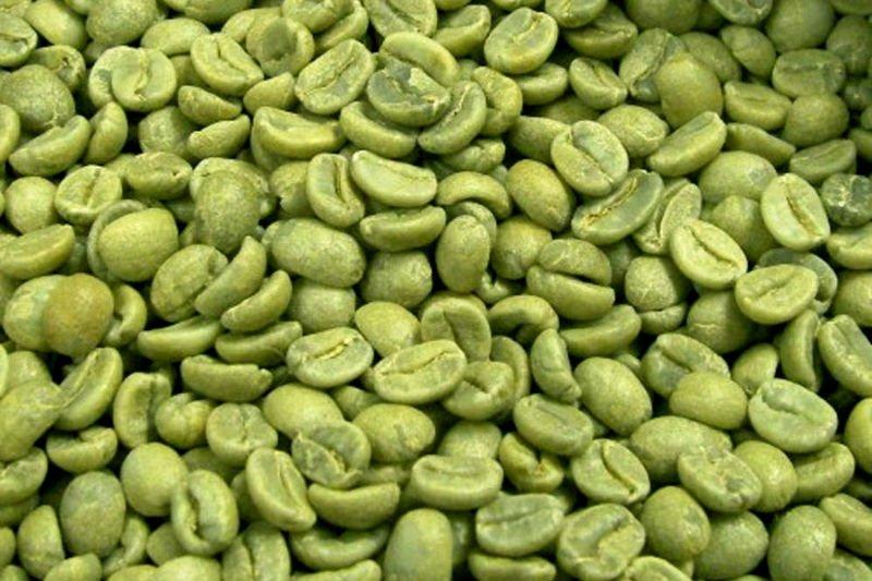 treningsprogram for vektreduksjon Green bean cofee